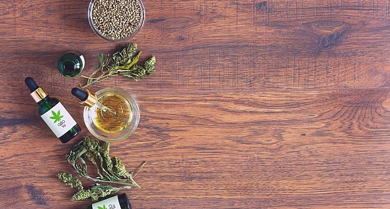 cbd products for food supplements