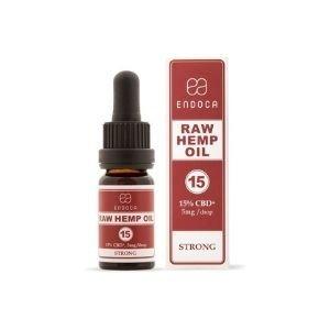 endoca raw hemp oil 15%