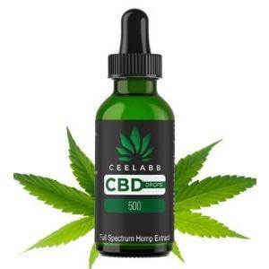 natural flavour cbd drops dose ceelabb dublin